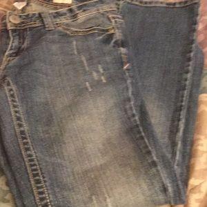 Aeropostale Jeans - Aeropostale Curvy bootcut jeans